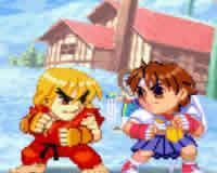 Juegos de Street Fighter