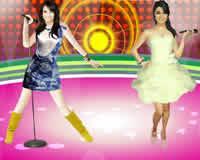 Vestir a Demi Lovato y a Selena Gomez