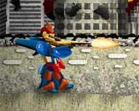 La Batalla Robotica
