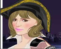 Maquillar a los piratas del Caribe