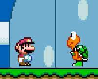 Mario Bros de Super Nintendo