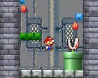 Mario en el castillo