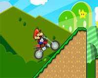 Mario en Motocross