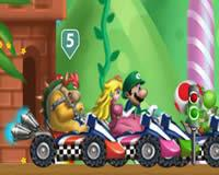 Mario y Koopa karts