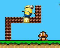 Minions en mundo Mario