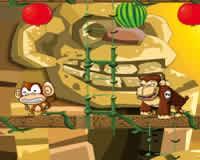 Monos en problemas