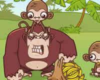 Monos y bananas 2