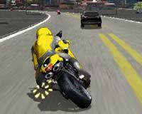 Moto GP en ciudad