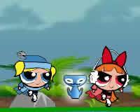 El mundo de las Chicas Superpoderosas Z