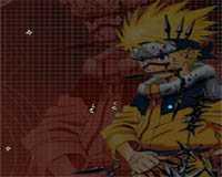 Naruto y los Gusanos