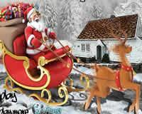 Navidad en flash