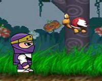 Ninja en el mundo de Mario