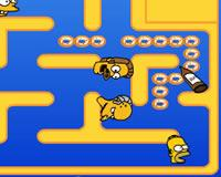 Pac-man Simpson