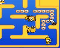 Pac-man Simpson