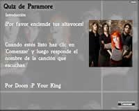 Juegos de Paramore