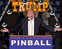 Pinball Donald Trump
