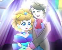 Pinball de las princesas
