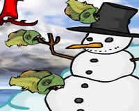Pirañas asesinas navideñas