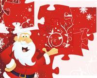 Puzzle de Santa Claus
