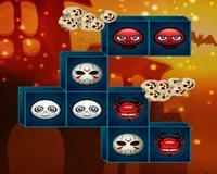 Reto Mahjong Halloween