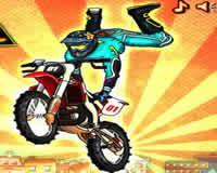 Saltos en moto