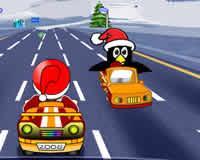 Santa Claus de carreras