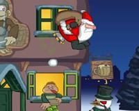 Santa Claus flatulento