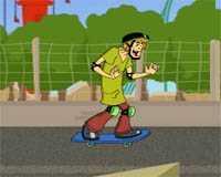 Scooby Doo Aventura en Skate