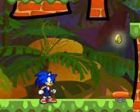 Sonic salva a Mario
