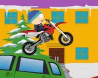 South Park en motos