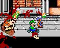 Super Mario kart extremo