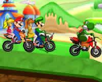 Super Mario en parejas