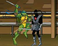 Tortugas ninja juegos