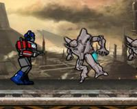 Transformers en Cybertron