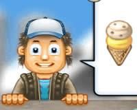 Vendedores de helados