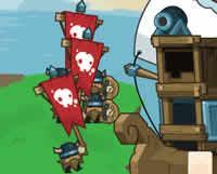 Vikingos para niños