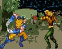 X-men vs Liga de la Justicia