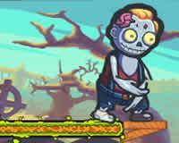 Zombie bailarín