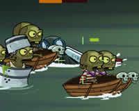 Zombies en barcos