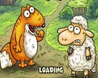 Zorros y ovejas