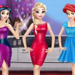 Vestir a las princesas de Disney