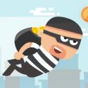 Robar bancos y escapar