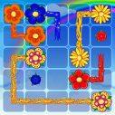 Flores puzzle gratis