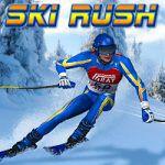 Ski sobre nieve
