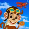 El mono piloto