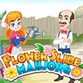 Mahjong de flores