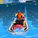 Motos de agua y lanchas